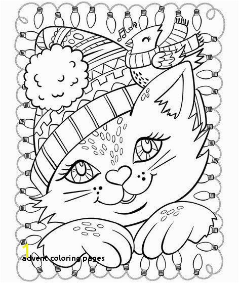 Wreath Coloring Page Luxury Advent Coloring Pages Advent Coloring Pages Coloring Pages Wreath Coloring Page