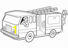 Firetruck Coloring Page Coloring Pages To Print Coloring For Kids Preschool Coloring Pages