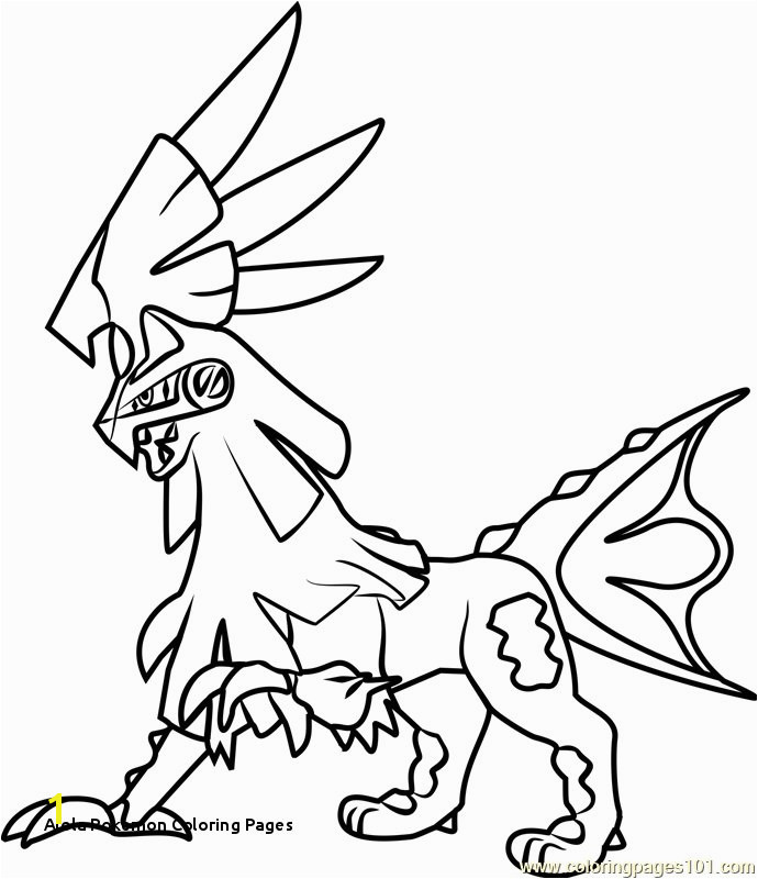 Luxury Pokemon Sun And Moon Coloring Pages Coloring Pages