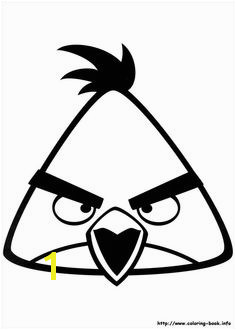 Angry Birds coloring picture Bird Coloring Pages Printable Coloring Pages Coloring Pages For Kids