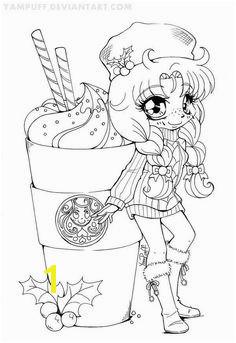 Coffe menina para colorir Chibi Coloring Pages Coloring For Kids Coloring Pages For