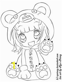 cute anime chibi coloring pages chibi reverse annie