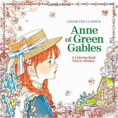 Anne of Green Gables illustrated by Jae Eun Lee