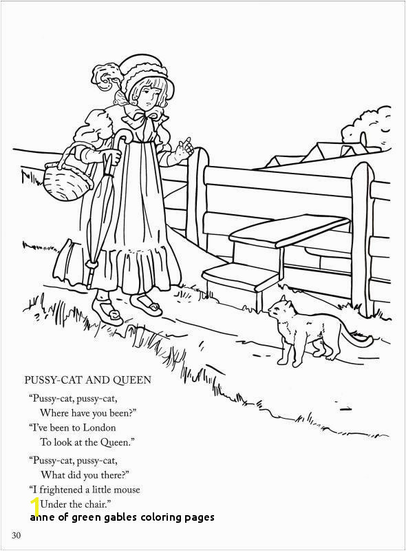 Anne Green Gables Coloring Pages Anne Green Gables Coloring Pages Eskayalitim