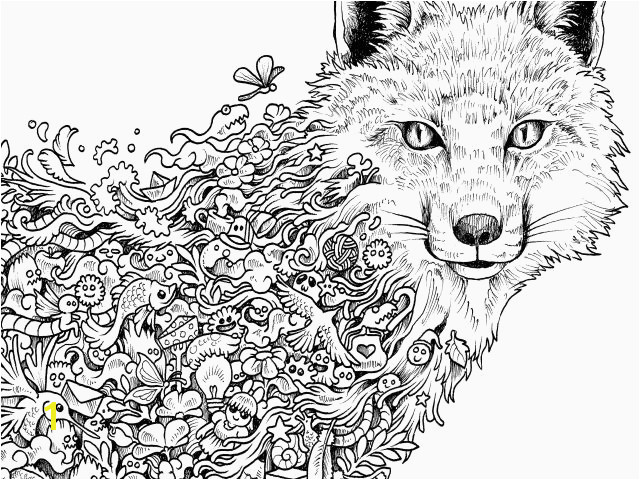 Arctic Fox Coloring Pages Beautiful Fennec Fox Coloring Page Fox Coloring Pages Save Fox Coloring Pages