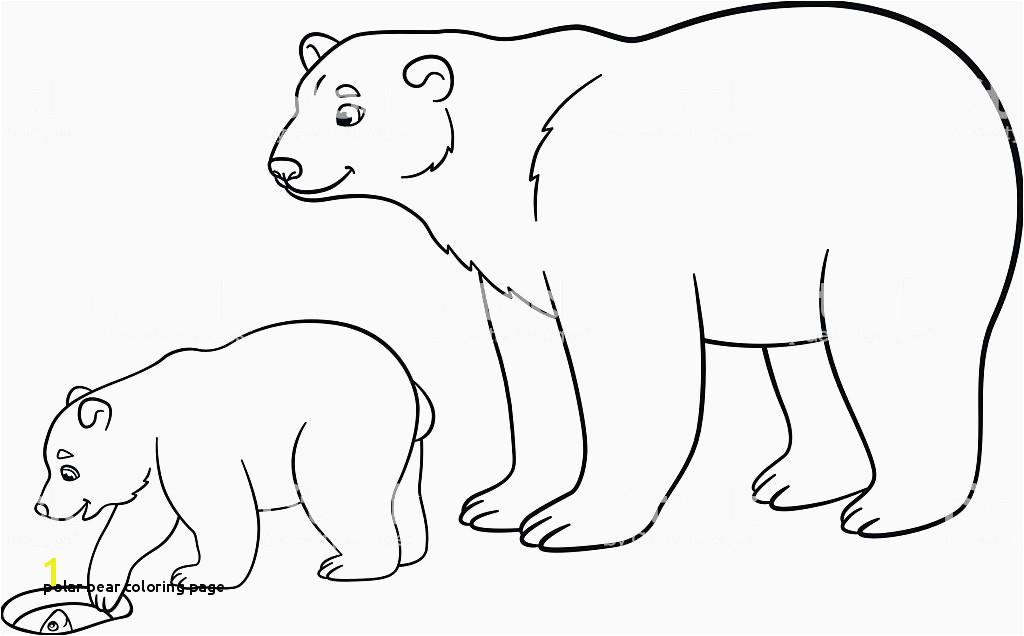 Arctic Fox Coloring Pages Arctic Fox Coloring Pages Elegant 27 Polar Bear Coloring Page – Best