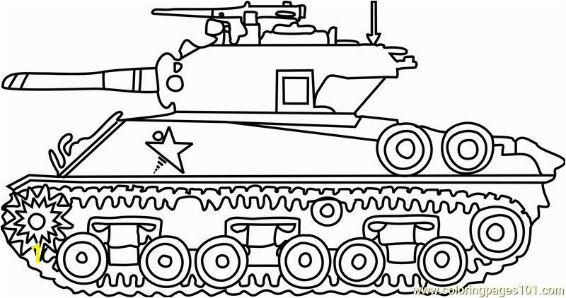 Pages Tank Coloring Related Post