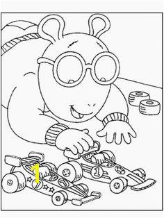 Arthur Coloring Pages Arthur The Aardvark Cars Coloring Pages Coloring Pages For Kids