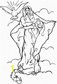 Feast of the Assumption Catholic Coloring Page Teaching Religion Catholic Religion Assumption Mary