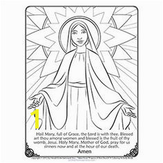 Assumption Of Mary Coloring Pages 700 Best God S Children Images On Pinterest In 2018