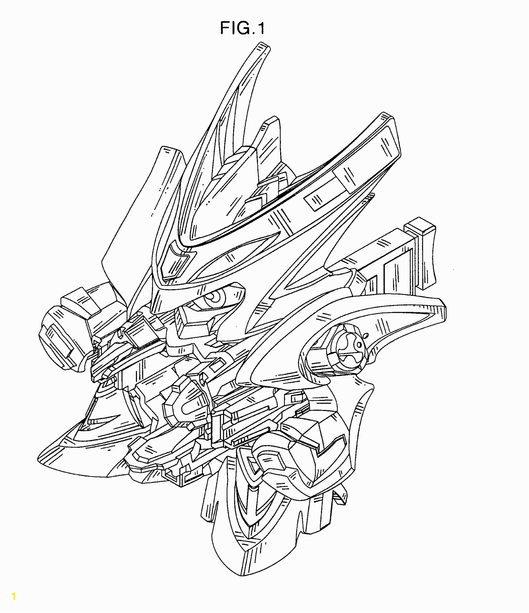 Delivered B Daman Coloring Pages Crossfire