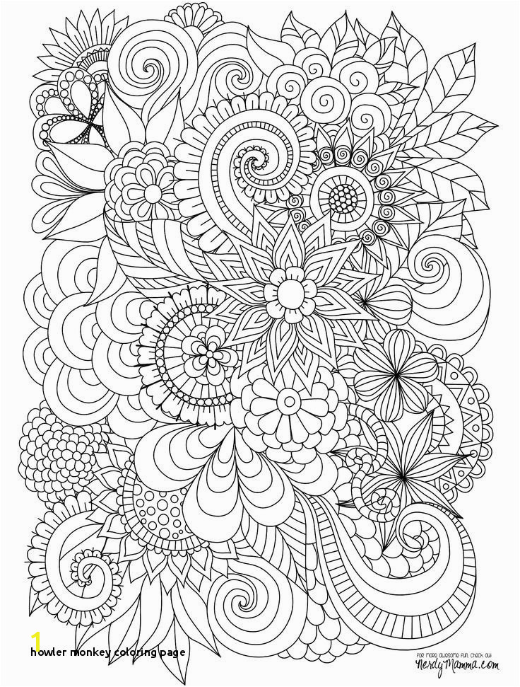 Howler Monkey Coloring Page Free Coloring Pages Elegant Crayola Pages 0d Archives Se Telefonyfo
