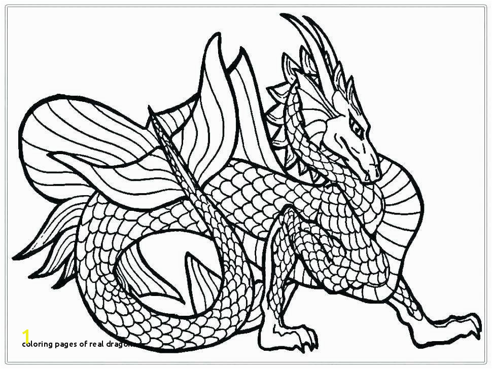 Coloring Pages Real Dragons Free Dragon Coloring Pages Fresh Awesome Od Dog Coloring Pages Free