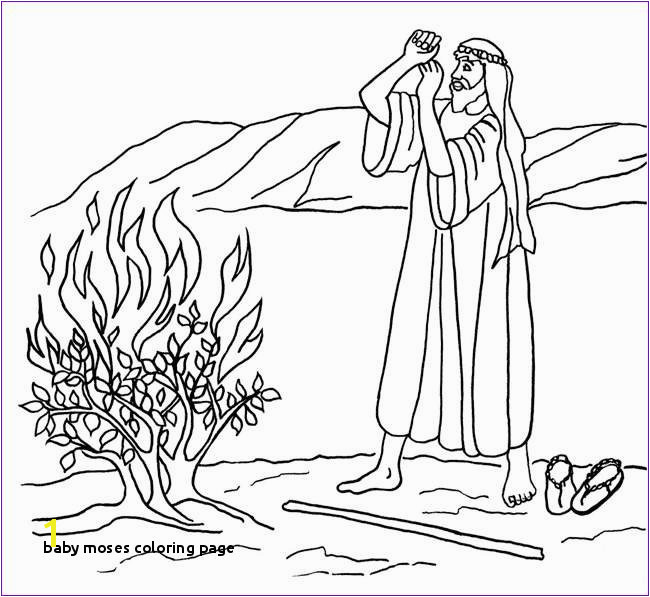 Little Girl Coloring Pages Printable Printable Best S Baby Moses