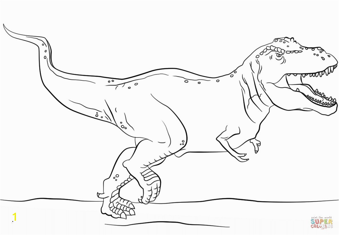 Spinosaurus Vs T Rex Coloring Pages Schön Dinosaurier Rex