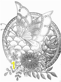Mandala Coloring Pages Adult Coloring Pages Coloring Books Butterfly Dragon Grey Wolves