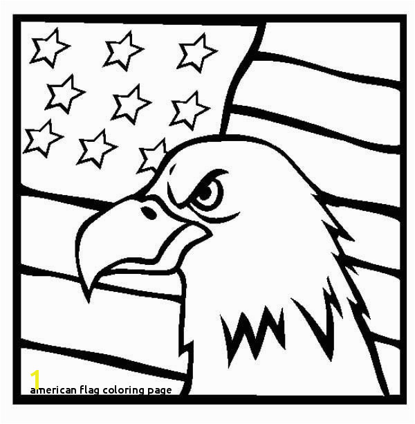 American Flag Coloring Page Veterans Day Coloring Pages Bald Eagle