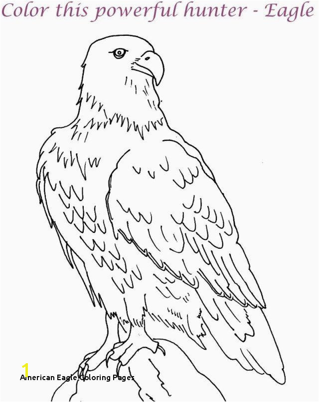 Bald Eagle Coloring Page Elegant American Eagle Coloring Pages 18 Elegant Harpy Eagle Coloring Page