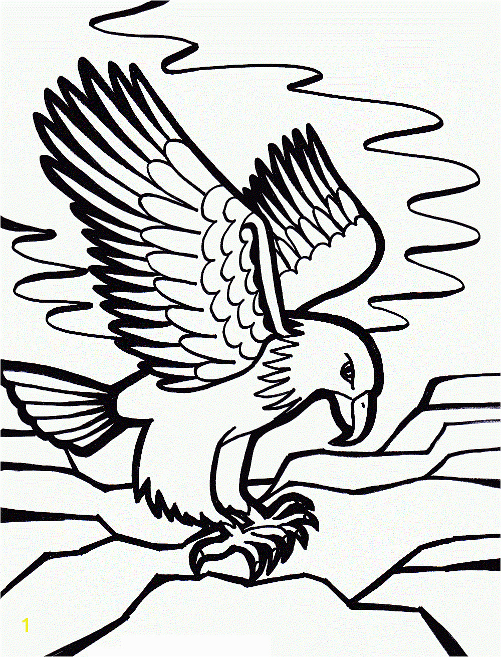 free printable eagle image for shirt