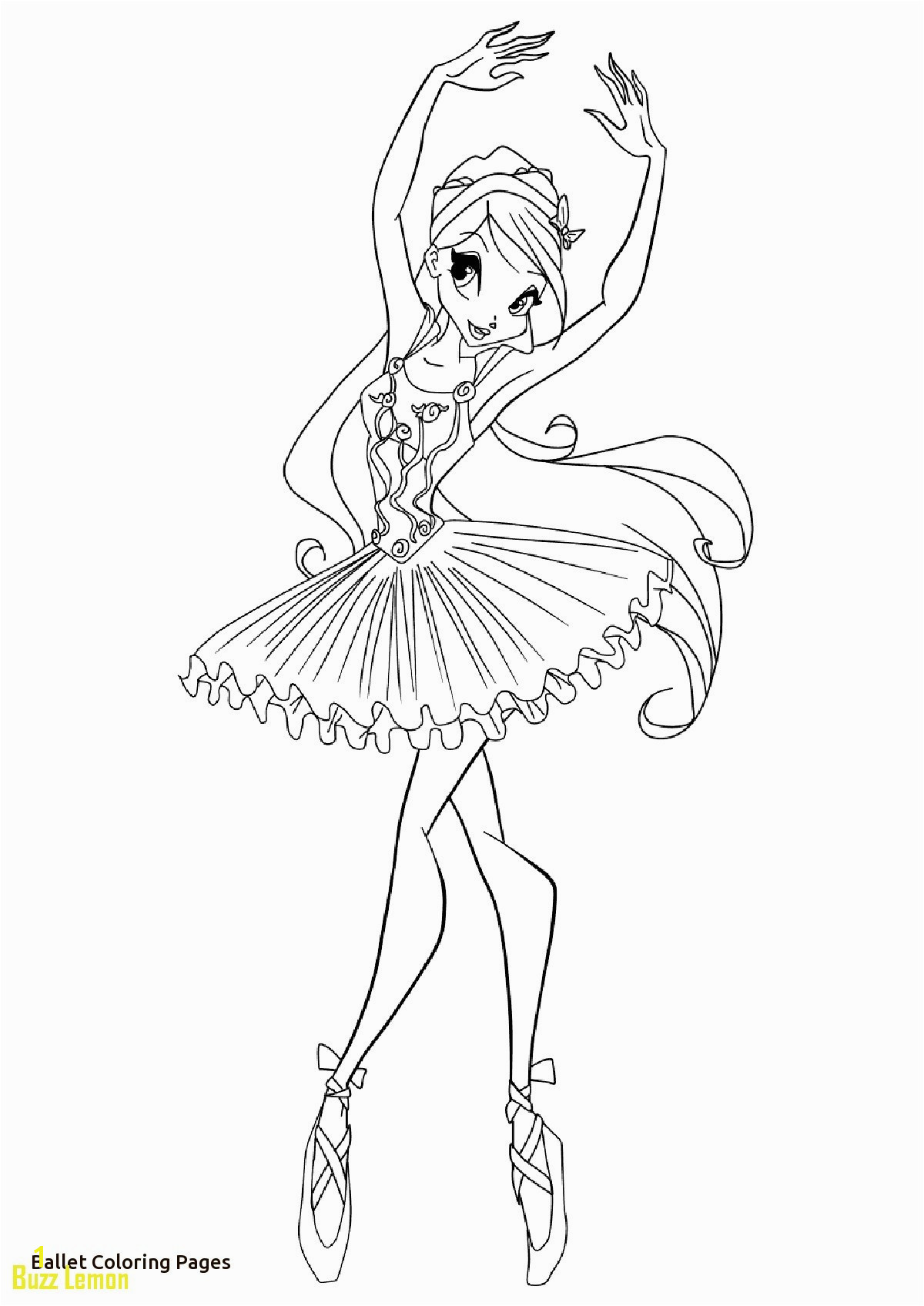 Ballerina Coloring Pages Pdf Ballerina Coloring Pages