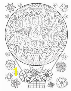 Coloring page from Thaneeya McArdle s Good Vibes Coloring Book See a slideshow of all the
