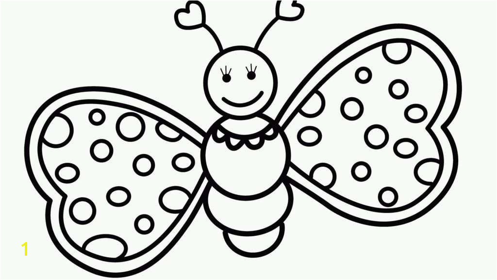 Printable butterfly Coloring Pages New Free Printable butterfly Coloring Pages Unique Coloring Pages Line Printable