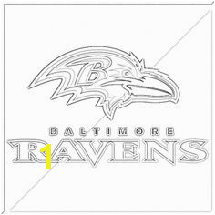 Baltimore Ravens Super Coloring Pages Football Template Football Coloring Pages Baltimore Ravens Logo