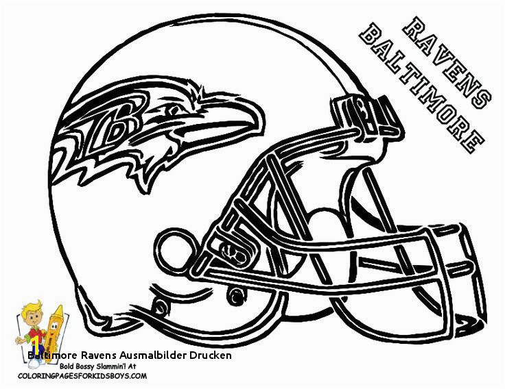 Baltimore Ravens Ausmalbilder Drucken Philadelphia Eagles Coloring Pages Printable New 58 Beautiful Nfl