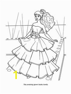 Barbie fashion coloring pages Barbie Fashion Kids printables coloring pages