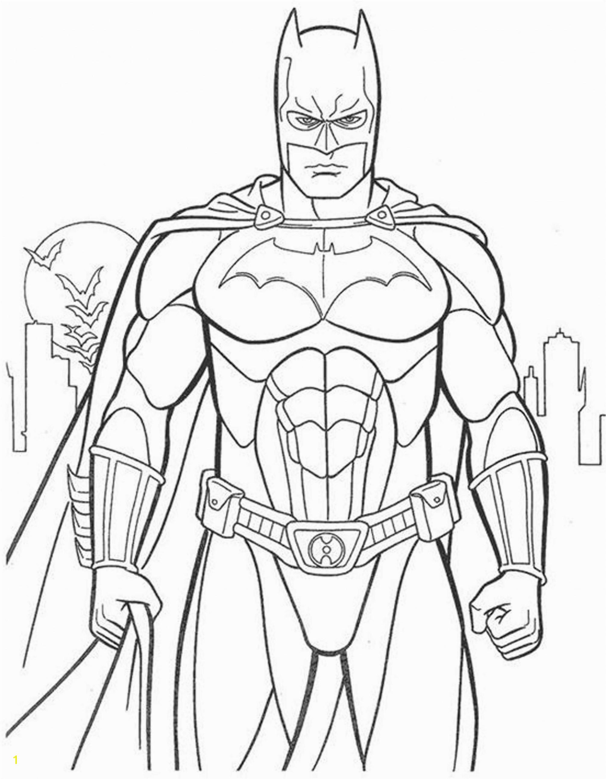 Free Coloring Pages Batman Fresh Free Batman Coloring Pages Luxury Coloring Printables 0d – Funbatman