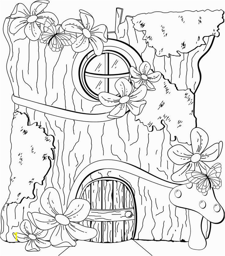 Houses Coloring 3473 Best Coloring Pages Pinterest