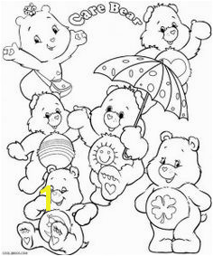 Care Bear Coloring Pages Teddy Bear Coloring Pages Cartoon Coloring Pages Mandala Coloring Pages