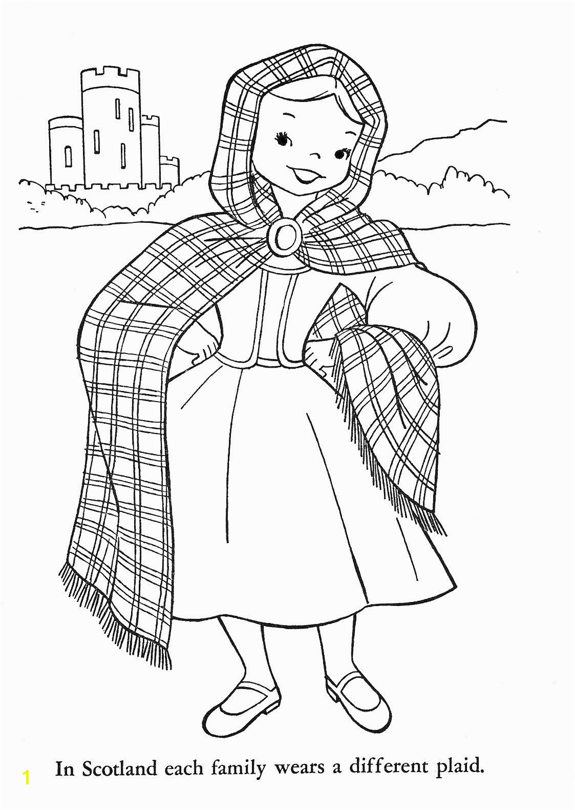 Belgium Coloring Pages Children Of Other Lands 1954 – Belgium Spain Portugal Ireland