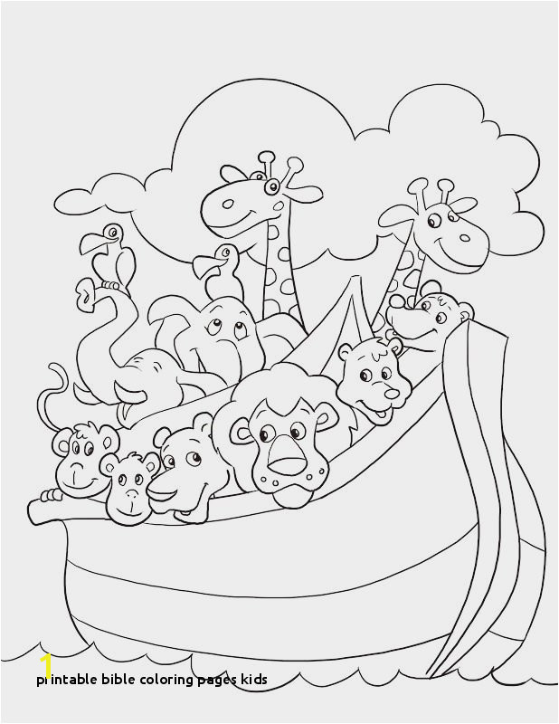Printable Bible Coloring Pages Kids Printable Bible Coloring Pages New Coloring Printables 0d – Fun Time