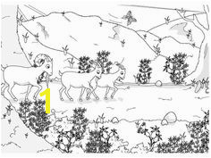 Best s Billy Goat Coloring Page Three Goats Gruff Billy Goats Gruff Story Letter