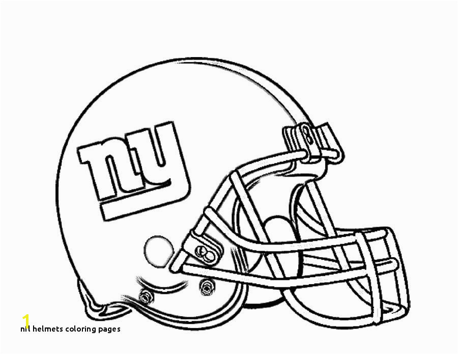 Dallas Cowboys Coloring Pages Awesome Football Helmet Steelers