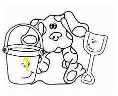 Blues Clues Free Coloring Pages Dog Coloring Page Coloring Pages For Kids Free Printable