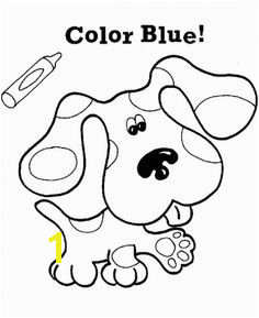blues clues coloring pages at coloring pages to print