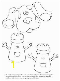 blue clues coloring clip art