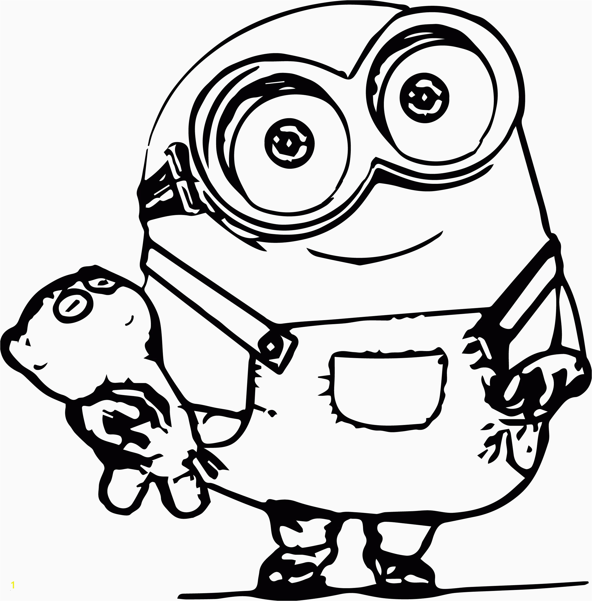 0d Archives Elegant Minions Ausmalbilder Zum Drucken Luxus Bob the Minion Coloring Pages Coloring Pages Coloring Pages Genial