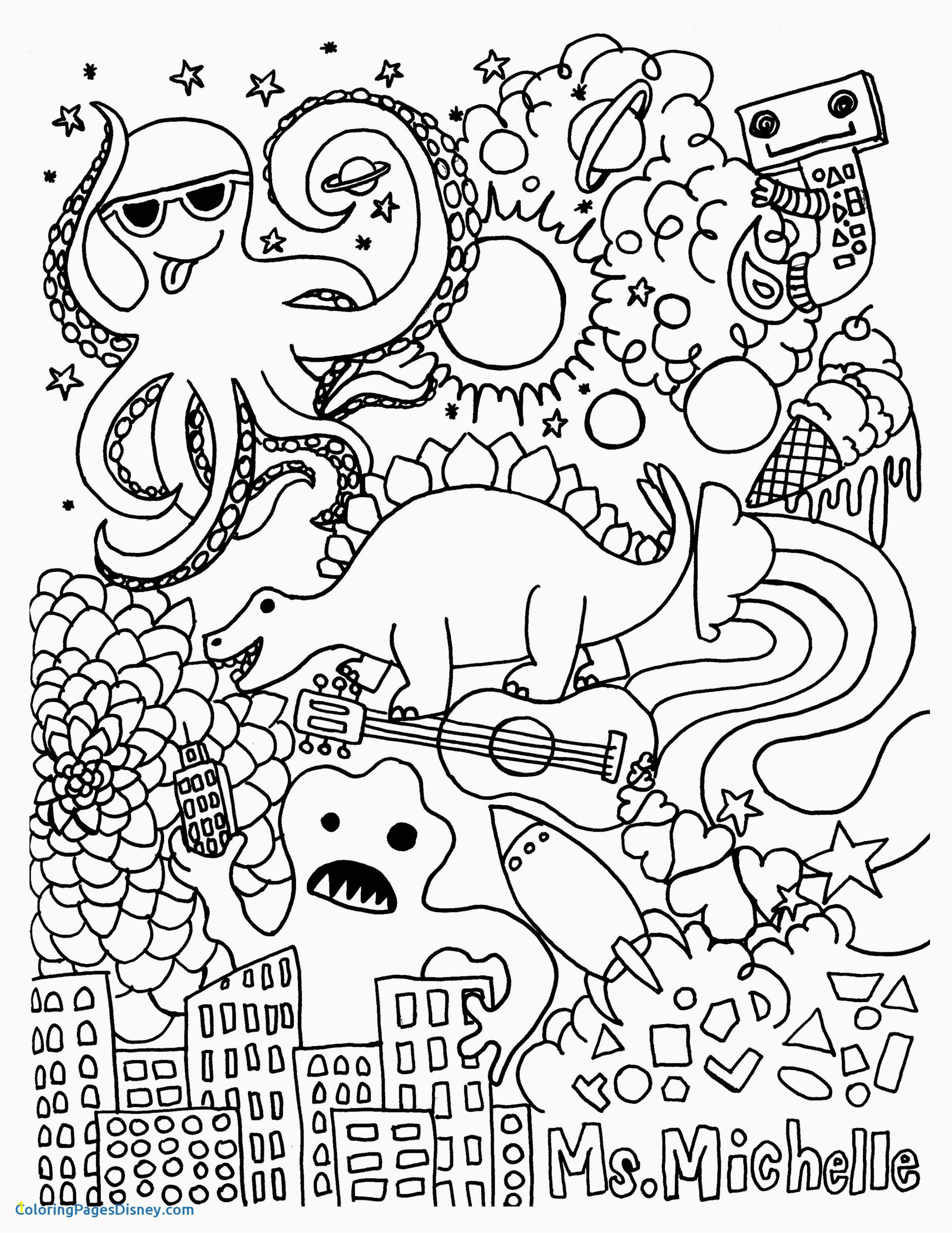 Monster Uni Ausmalbilder Schön Coloring Pages Free Printable Coloring Pages for Children that You