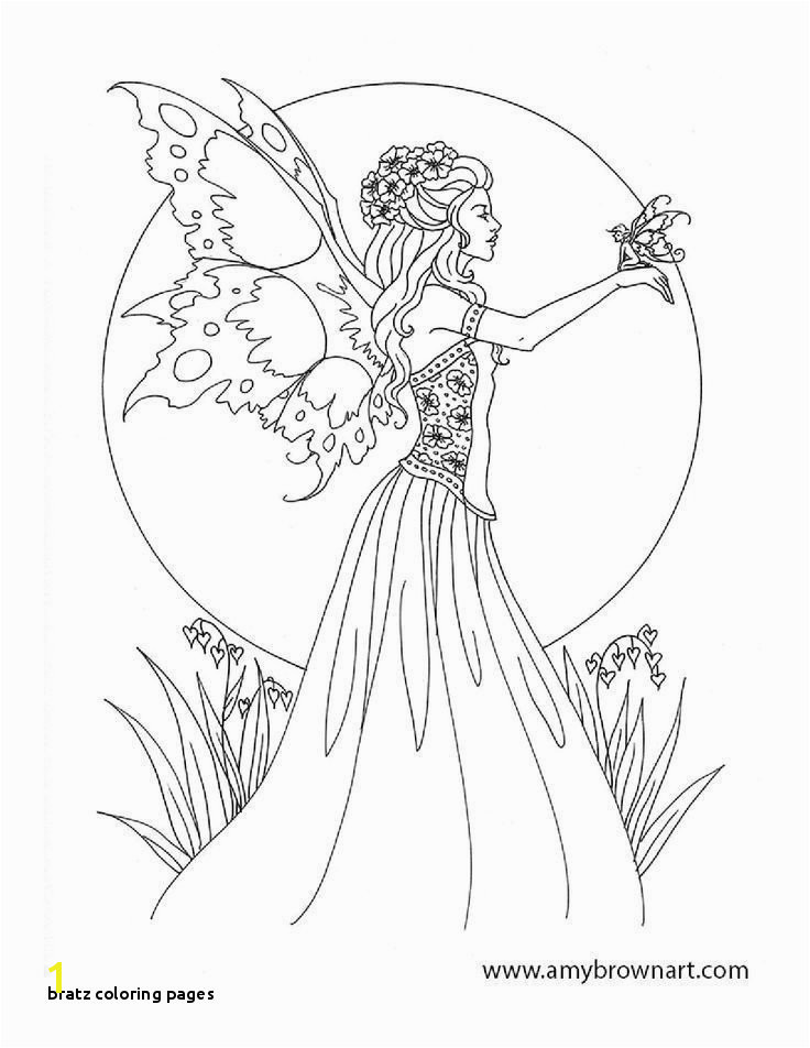 Bratz Coloring Pages 20 Luxury Character Coloring Pages