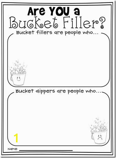 Bucket Filling Coloring Pages Amy Holland Ahollandwv On Pinterest