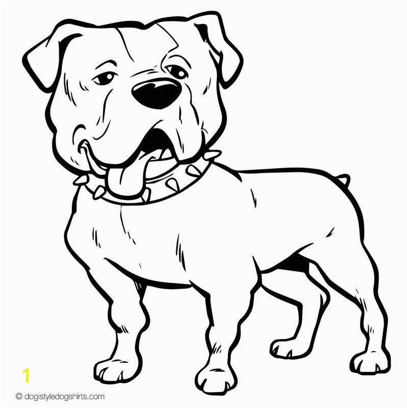 Bulldog Coloring Pages Lovely Bulldog Coloring Pages Luxury Bulldog Coloring Pages Fresh Cool Od Bulldog