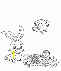 The Kids Will Love These Free Printable Easter Bunny Coloring Pages