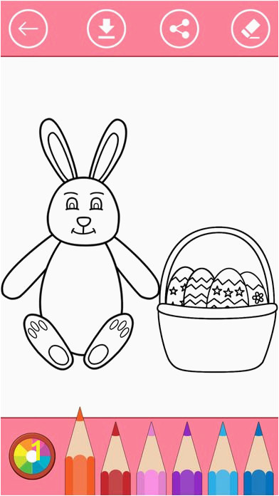 Bunny Coloring Pages Printable Luxury Lovely Egg Template New Media Cache Ec0 Pinimg originals 0c 0d