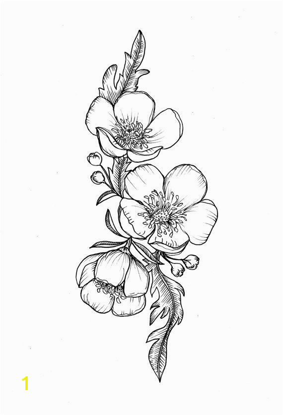 Custom Buttercup Illustration Tattoo for Greer by TheMintGardener armtattoosdesigns