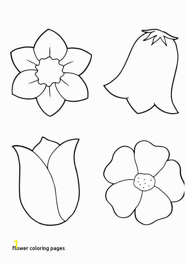 Print Coloring Pages Luxury S S Media Cache Ak0 Pinimg originals 0d Flower Coloring Template
