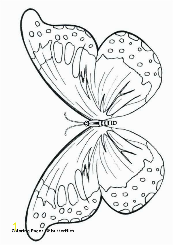 Printable butterfly Coloring Pages Luxury Balloon Coloring Pages