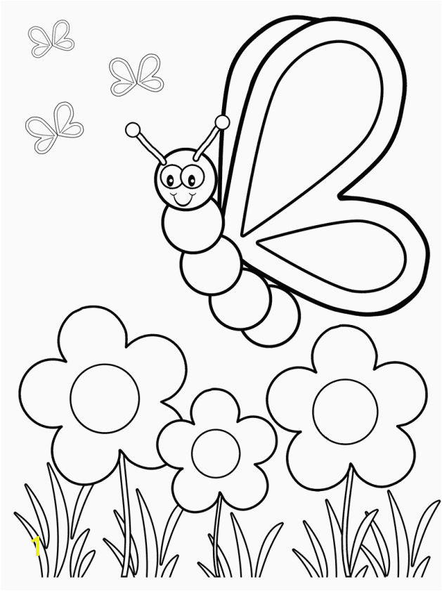 Free butterfly Coloring Pages Best Free butterfly Printables Awesome Fresh Coloring Pages Line New Line